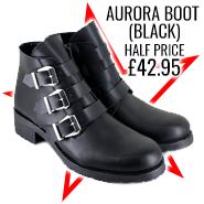 Aurora Boot Black