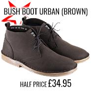 Bush Boot Brown