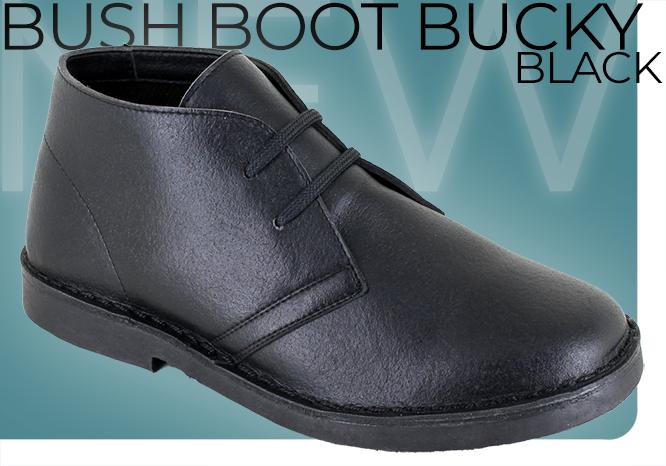 Bush Boot Bucky