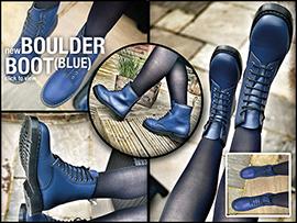 Airseal Boulder Boot Blue