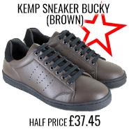 Kemp Sneaker Brown