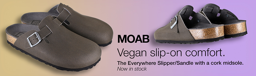 Moab Slipper Brown
