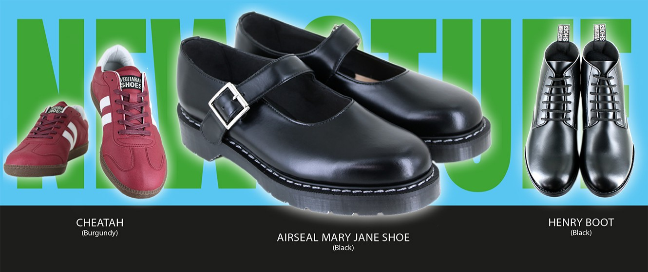 2528f03ff80c VEGAN FOOTWEAR by Vegetarian Shoes. Made in UK and Europe