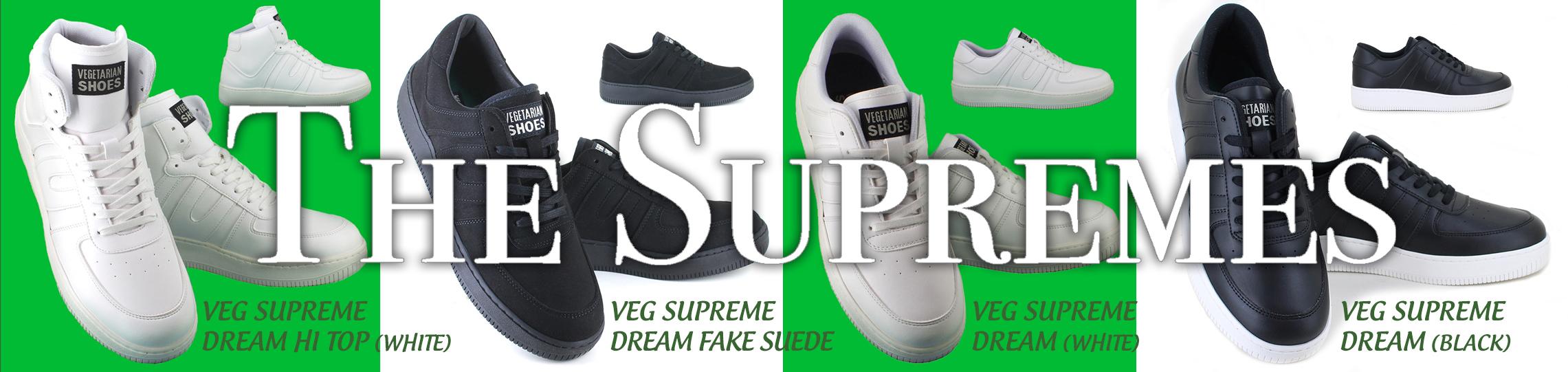 New Supreme Dream Sneakers